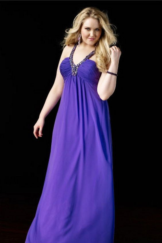 Plus size prom Prom dresses and A line on Pinterest