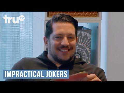 Impractical Jokers Waiting Room Misbehavior Trutv Youtube Impractical Jokers Joker Inside Jokes Impractical jokers waiting room last