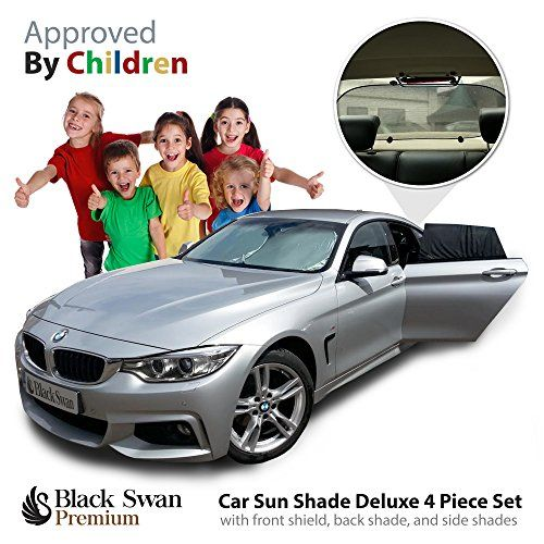 Car Window Sun Shade Deluxe 4 Piece Travel Kit Bundle: 2X Universal Fit Side Window Baby Sun Shades + WindShield Sun Shade + Rear Window Sun Shade - Protect Your Baby Pets From UV Rays -Bonus GIFT Inc - http://www.caraccessoriesonlinemarket.com/car-window-sun-shade-deluxe-4-piece-travel-kit-bundle-2x-universal-fit-side-window-baby-sun-shades-windshield-sun-shade-rear-window-sun-shade-protect-your-baby-pets-from-uv-rays-bonus-gift-inc/  #Baby, #Bonus, #Bundle, #Deluxe, #From