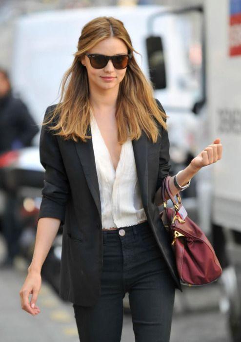 Street Style | Miranda Kerr.