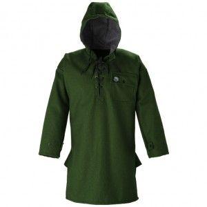 Swanndri Original Hooded Bushshirt