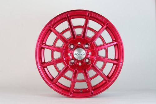 Ltd Edition Asso Partire Classica 14x6 0jj Candy Red For Fiat500 Japan Brand Special Calor On Ebay Store Japan Auto Parts By Automesse