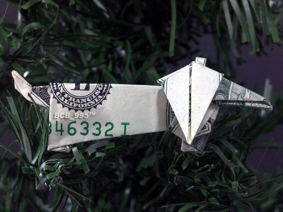 Details About Beautiful Money Origami Art Pieces