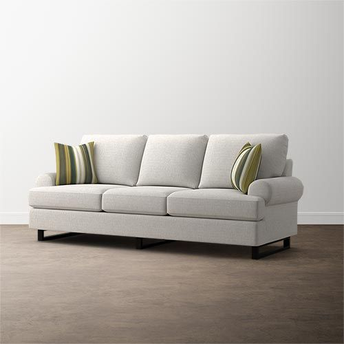 Fabric Sofas And Couches By Bassett Home Furnishings Sofa Couches Living Room Comfy Customised Sofa