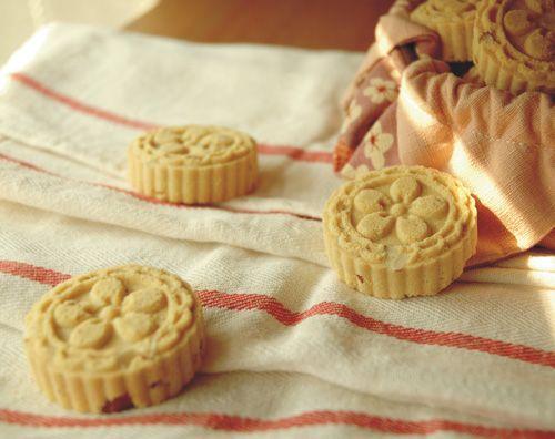 Kalorienreiche Mandel-Kuchen oder?  Essen Makronen werden nicht fett?