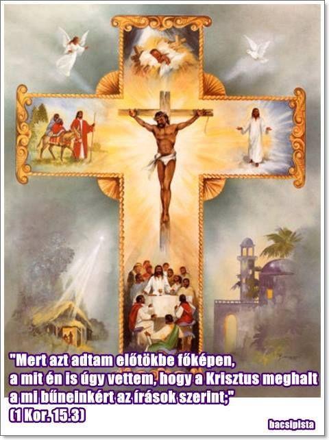 Jézusról prédikálni