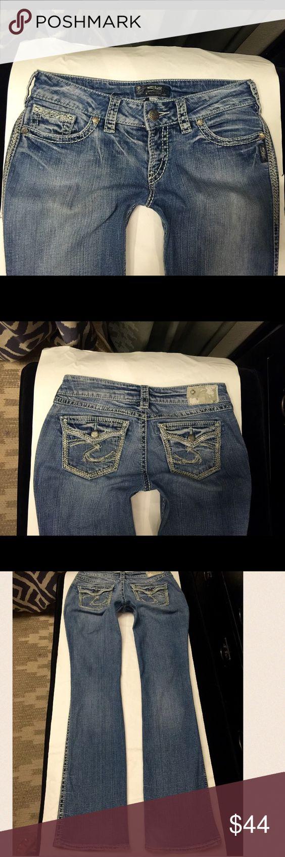 Silver Brand denim jeans SUKI SURPLUS size 29 | Silver jeans Jean