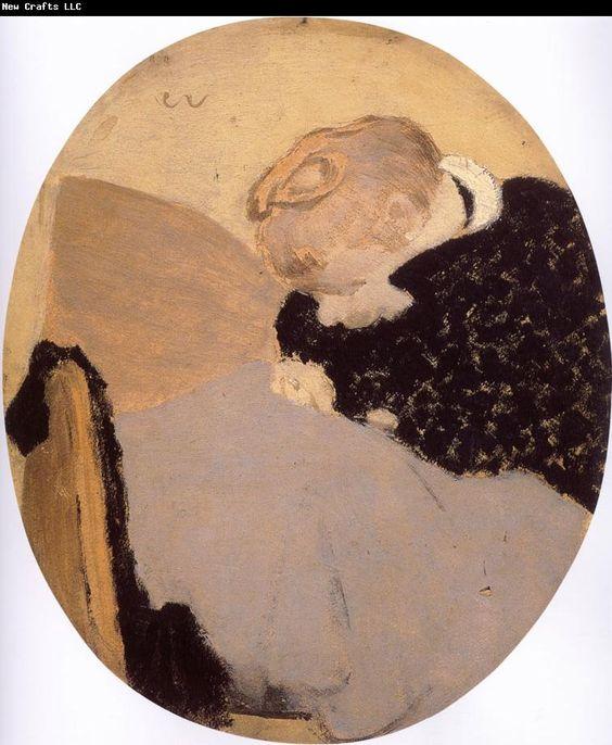 Edouard Vuillard Women are darn