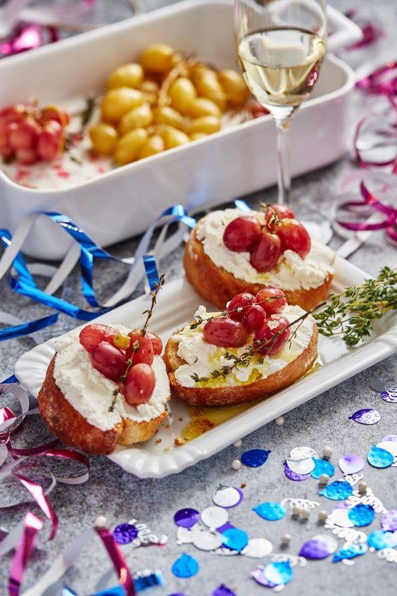 Bild zu Silvestersnacks & Bräuche