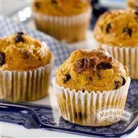 Chocolate Chip Pumpkin Muffins from Martha White®