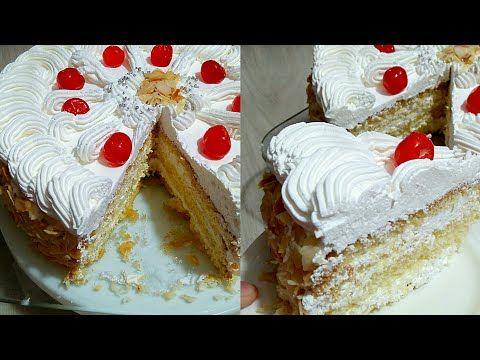 اسهل طريقة لعمل طرطة عيد ميلاد غير مكلفة Youtube Cake Cake Cookies Desserts