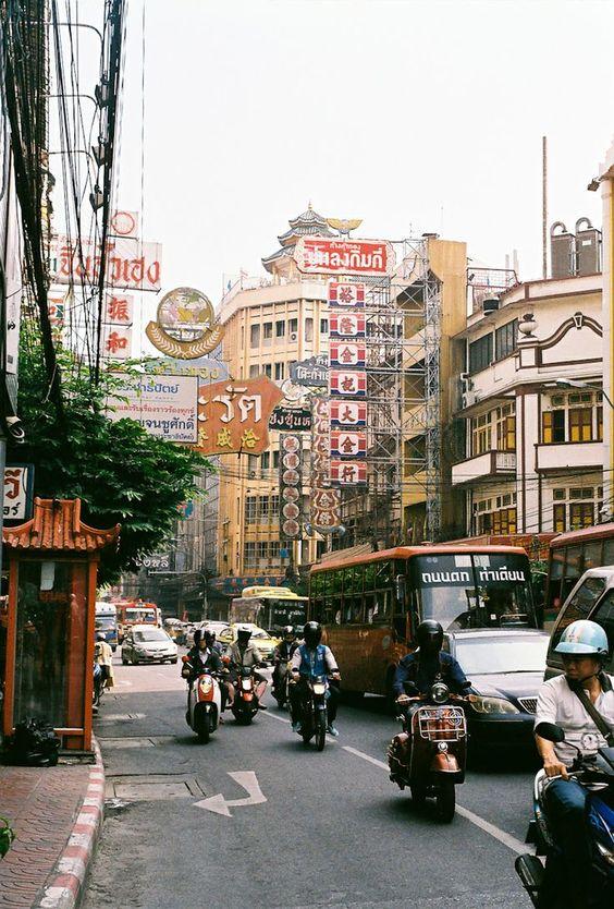 Bangkok's Chinatown #Thailand #Bangkok #Travel #Asia