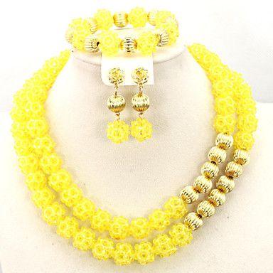 Conjunto de jóias Cristal Liga Mulheres de 2015 por €76.76