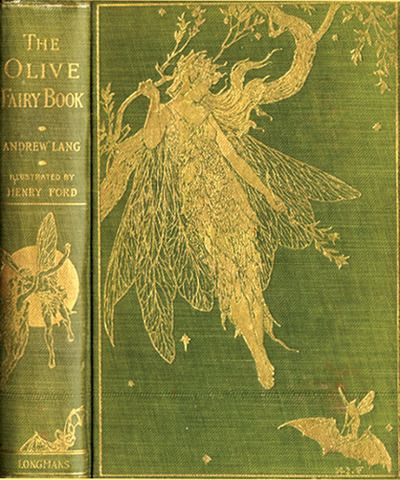 The Olive Fairy Book, Andrew Lang: