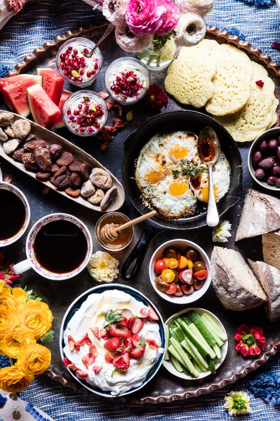 The Perfect Moroccan Brunch | halfbakedharvest.com @hbharvest