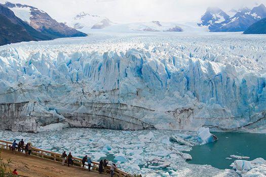 Perito Moreno Glacier (Argentina) – One of the few glaciers in the world that's growing