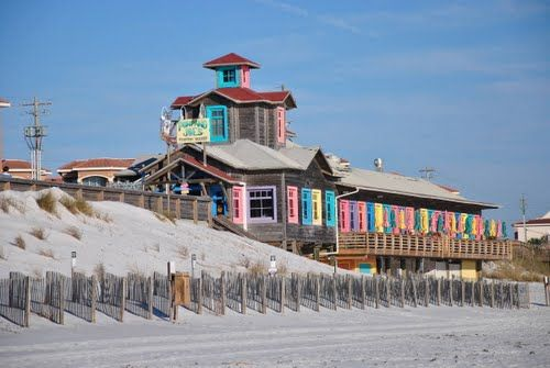 Pompano Joes Miramar Beach Fl Calamari Front Porches And Restaurants