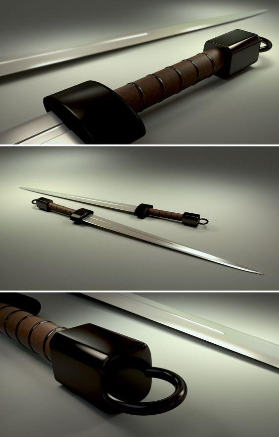 Blender 3d Hand ~ Swords blender d and hands on pinterest