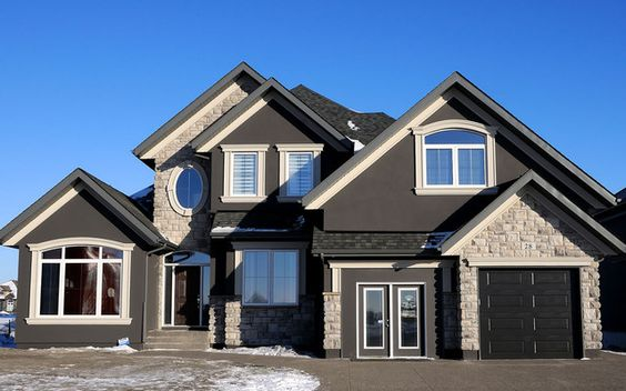 Gray Siding Exterior House Colors And Exterior Houses On Pinterest