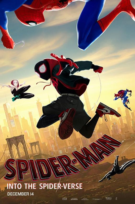 Spider-Man-Into the Spider-Verse-Character Biographies
