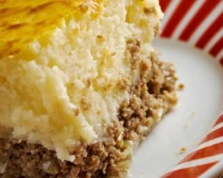 Parmentier bœuf et chou-fleur sans graisse : http://www.fourchette-et-bikini.fr/recettes/recettes-minceur/parmentier-boeuf-et-chou-fleur-sans-graisse.html