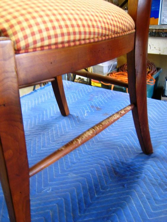 How To Repair Wood Furniture That Has Been Chewed By A Pet Repair Wood Furniture Pets And