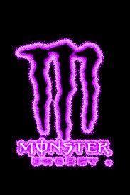 蛍光紫のロゴ