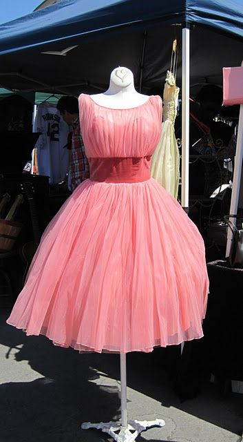 Beautiful vintage gown