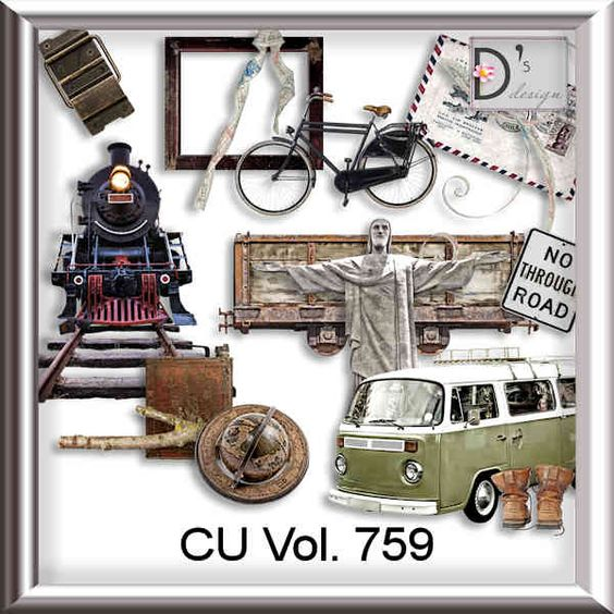 Vol. 759 - Travel-World by Doudou's Design