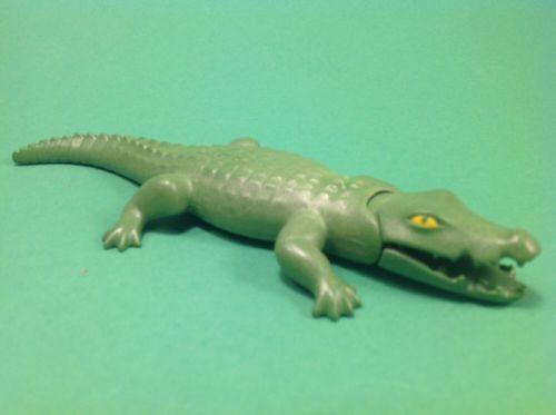 Playmobil-Zoo-Tier-Krokodil-Alligator-fuer-Tierpark-Safari-Zoo-Zirkus-S148