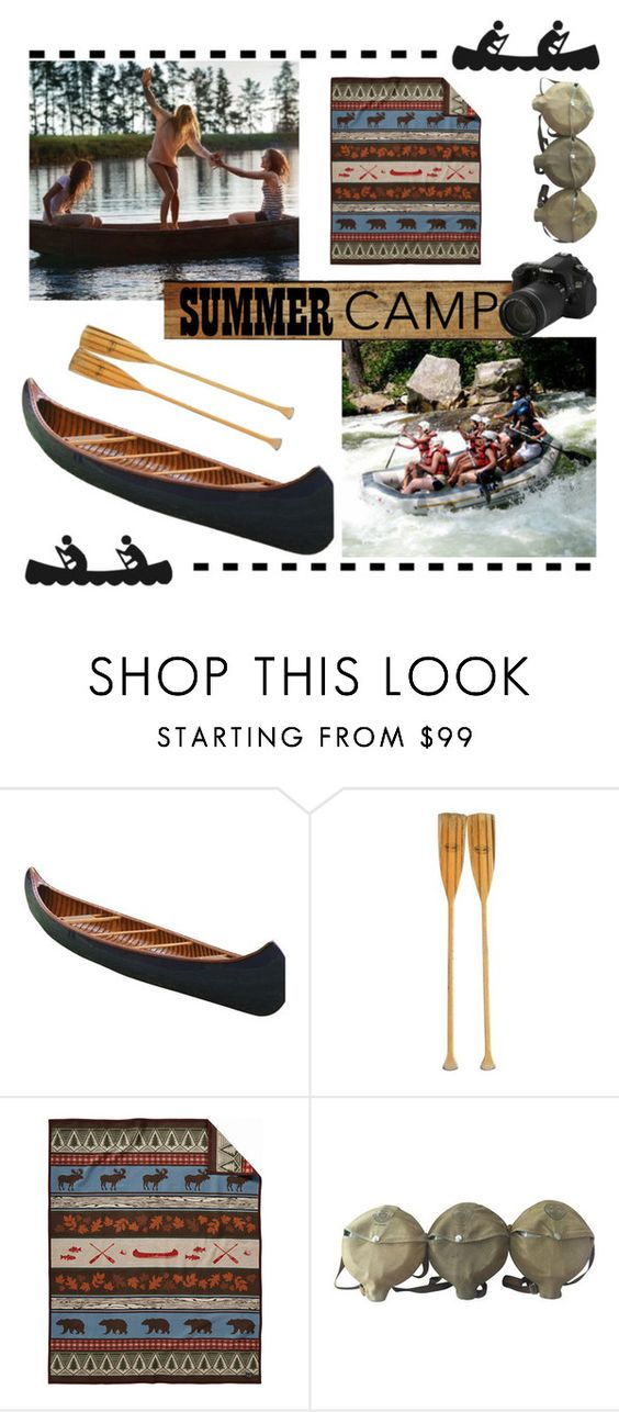 """Canoeing"" by pink1princess ❤ liked on Polyvore featuring interior, interiors, interior design, home, home decor, interior decorating, Eos and Pendleton"