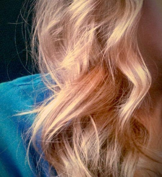 how to make no heat curls overnight