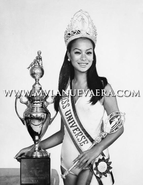 Gloria Diaz – 1969, Philippines