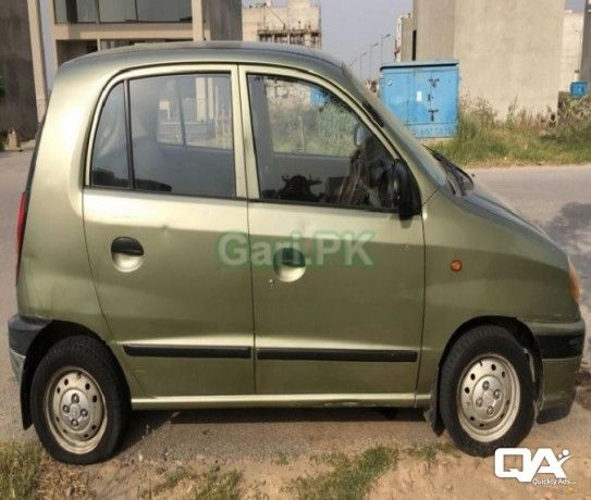 Reg City Lahore Price 490000 Rs Color Green Body Type Hatchback