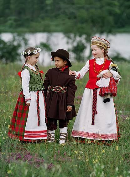 Aukštaitija. XIX gadsimta otrā puse. Higher Lithuania. Second half of the 19th century. .jpg (415×567)