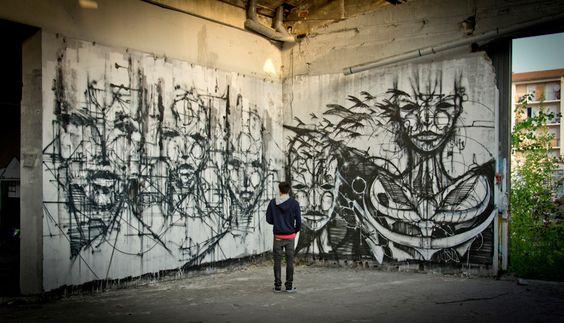 Street art..iemza