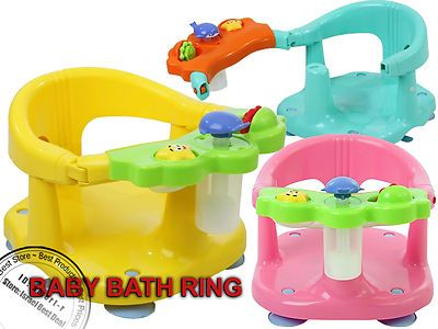 Dream On Me - Baby Bath Ring Seat for Tub - For safe bathing of ...