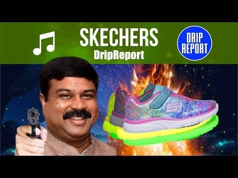 Skechers Lyrics Indian Version Ft Dripreport And Ouhboy In 2020