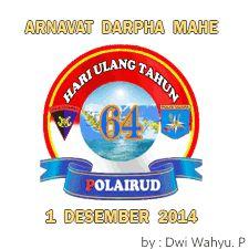 DP BBM Animasi Terbaru Versi Photoshop : Dp BBM HUT POLAIRUD INDONESIA ke-64