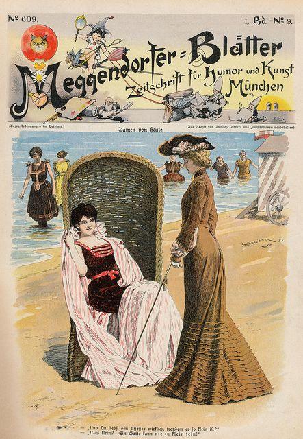 1902 Vintage Magazine Cover: