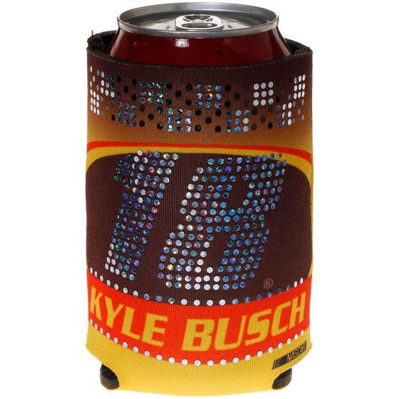 Kyle Busch WinCraft 12oz. Bling Can Cooler - $7.99