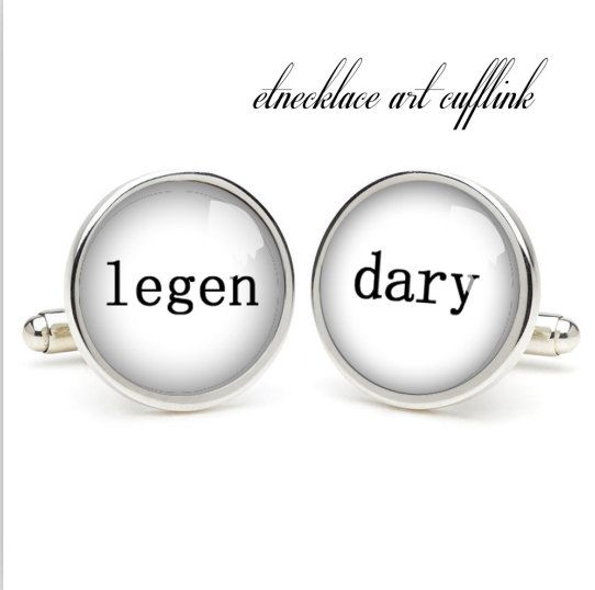 White legen dary   personalized gifts wedding gift by etnecklace, $16.99