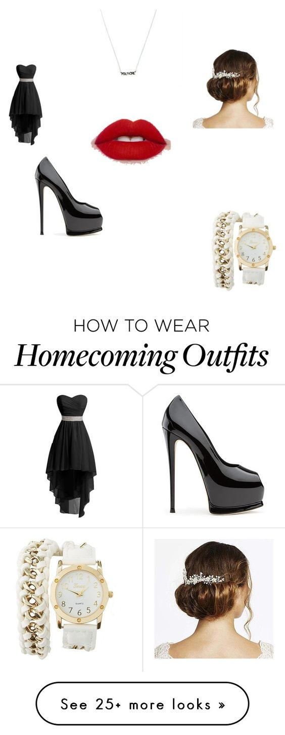 """Untitled #1"" by luce24192 on Polyvore featuring Charlotte Russe and Jon Richard"