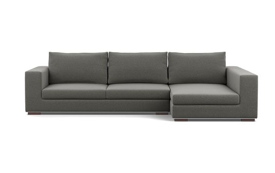 Walters fabric sectional sofa interior define interior for Define settee