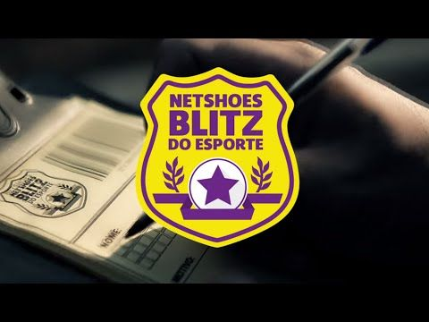 Netshoes Blitz do Esporte - YouTube
