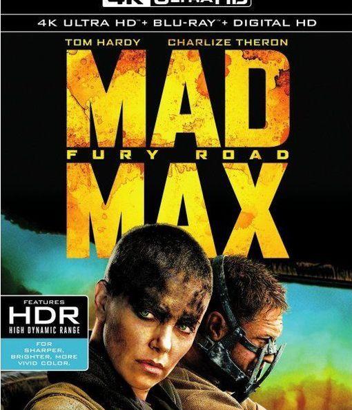 Best 4k Blu Rays Mad Max Full Movie Mad Max Fury Road Mad Max