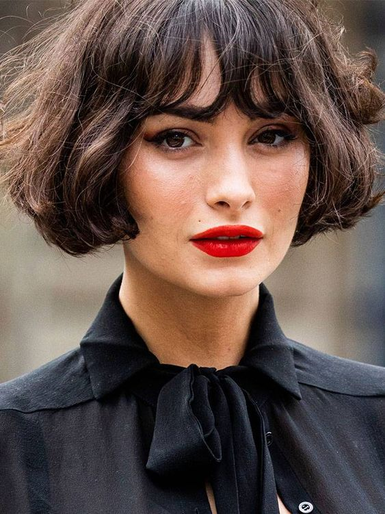 5 French Haircuts to Bring to Your Stylist | Who What Wear #shorthair