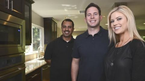 Cover Photo Christina And Tarek El Moussa Kitchens Flip