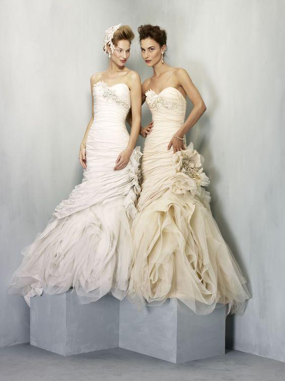 Wedding Dress Ivory Vs White