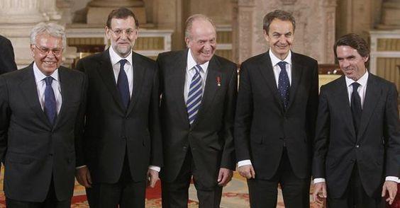 La España zombi / @guerraeterna + @eldiarioes | #politiquerio #marcaespaña